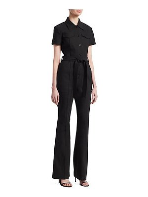 A.L.C. rivington button-front jumpsuit