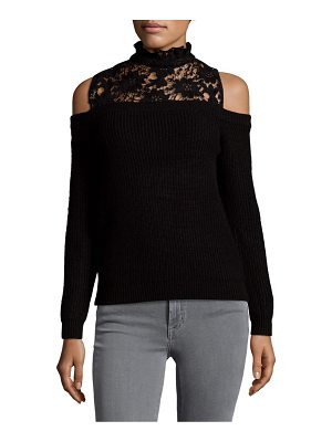 Alcee Cold-Shoulder Sweater