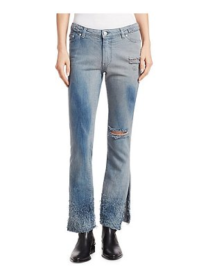Alchemist meg 2 distressed jeans