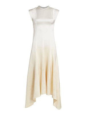 Alejandra Alonso Rojas dip-dye silk midi dress