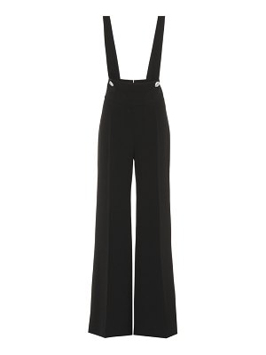 Alessandra Rich Crystal-embellished jumpsuit