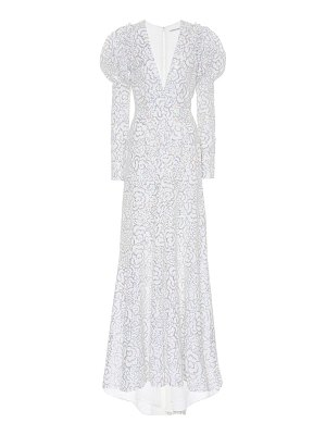Alessandra Rich Sequinned gown
