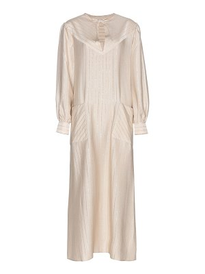 Alessandra Rich Silk dress