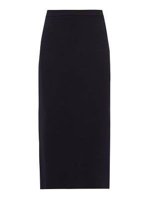 Alessandra Rich wool pencil skirt