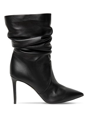 ALEVÌ 90mm leather ankle boots