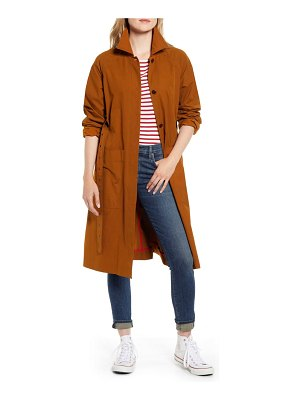 ALEX MILL belted trench coat