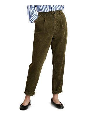 ALEX MILL boy wide wale corduroy pants