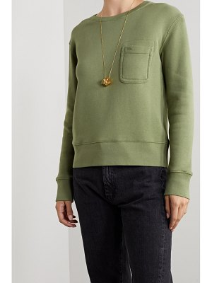 ALEX MILL cotton-jersey sweatshirt