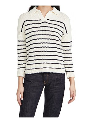 ALEX MILL jacques pullover in stripe