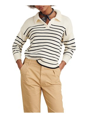ALEX MILL jacques stripe pullover