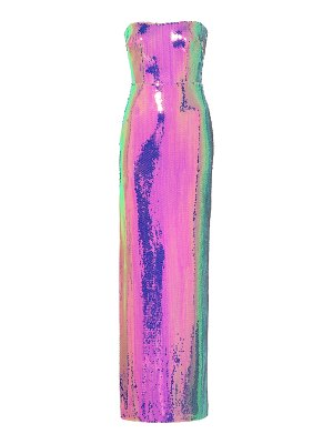 Alex Perry exclusive to mytheresa – morgan sequined gown