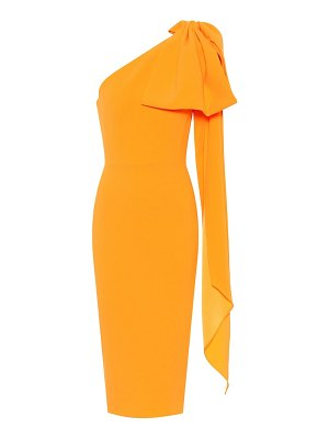 Alex Perry wade crêpe midi dress