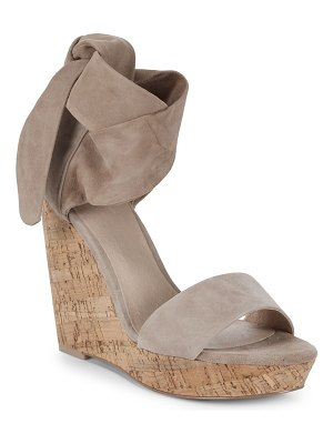 ALEX+ALEX Suede Wedge Sandals