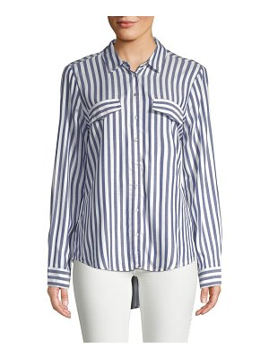 Alexander Jordan Casual Striped Shirt