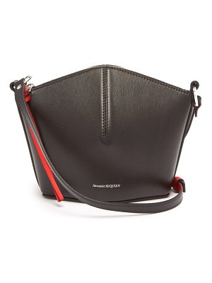 Alexander McQueen leather cross body bag