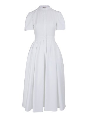 Alexander McQueen Cotton dress