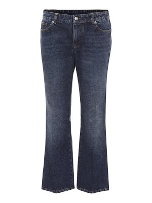 Alexander McQueen Cropped jeans