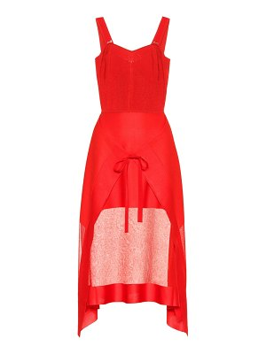 Alexander McQueen knitted dress