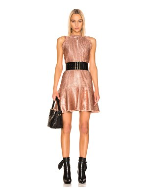 Alexander McQueen mini dress
