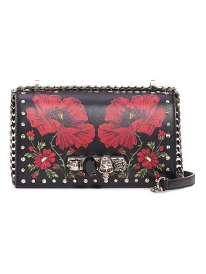 Alexander McQueen studded leather shoulder bag