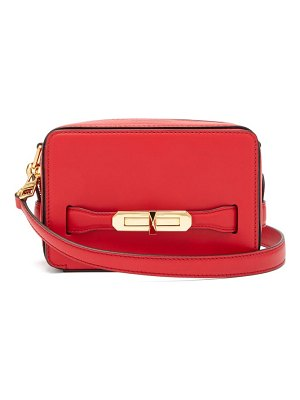 Alexander McQueen the myth leather cross-body bag
