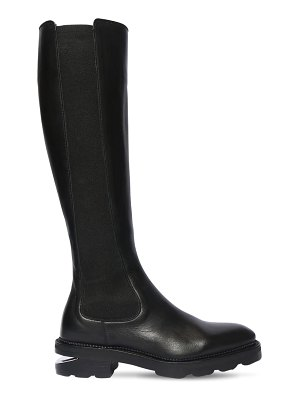 Alexander Wang 45mm andy leather tall boots