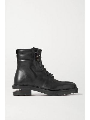 Alexander Wang andy leather ankle boots
