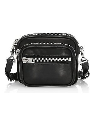 Alexander Wang attica leather crossbody bag