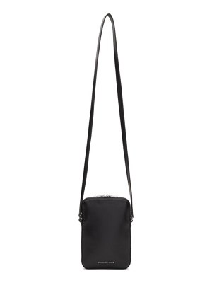 Alexander Wang black scout crossbody bag