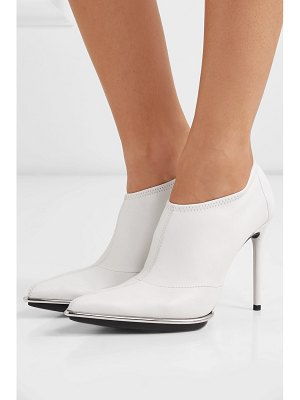 Alexander Wang cara leather ankle boots