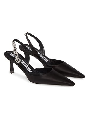 Alexander Wang grace jewel slingback pump