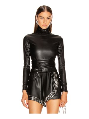 Alexander Wang long sleeve turtleneck bodysuit