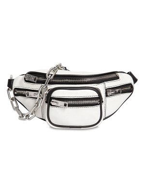 Alexander Wang Mini attica leather belt bag