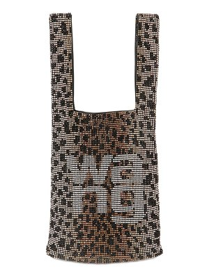 Alexander Wang Mini wangloc embellished shopper bag