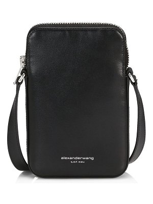 Alexander Wang scout leather crossbody bag