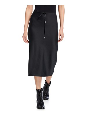 alexanderwang.t Light Wash & Go Skirt