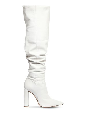 Alexandre Birman 100mm anna slouchy leather boots