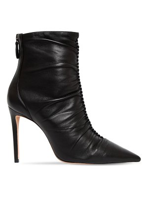 Alexandre Birman 100mm susanna leather ankle boots