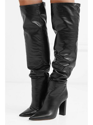Alexandre Birman anna leather knee boots