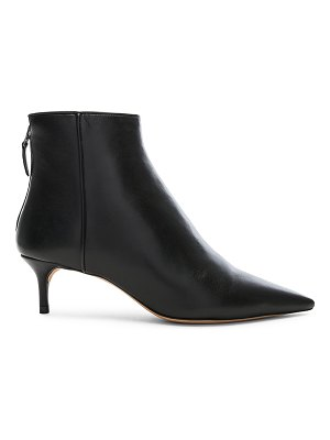 Alexandre Birman Leather Kittie Ankle Boots