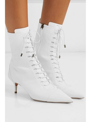 Alexandre Birman millen lace-up leather ankle boots