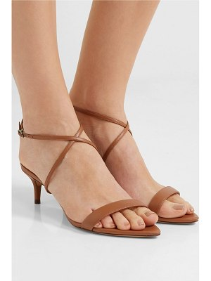 Alexandre Birman smart cocktail leather sandals
