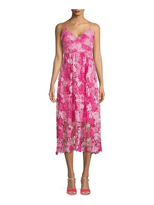 Alexia Admor Floral Lace Dress