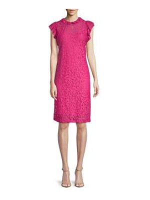 Alexia Admor Lace Sheath Dress
