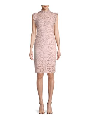 Alexia Admor Lace Sleeveless Sheath Dress