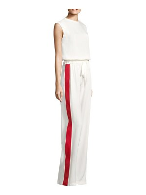 ALEXIS BARBARA Karolin Striped Track Jumpsuit