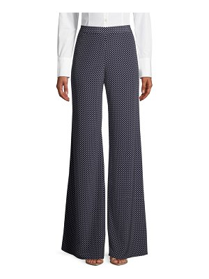 ALEXIS BARBARA Lolette Belted Wide Leg Pants