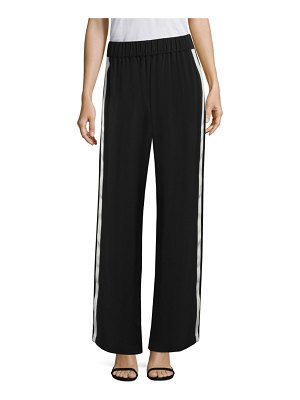 ALEXIS BARBARA Noeline Striped Track Pants