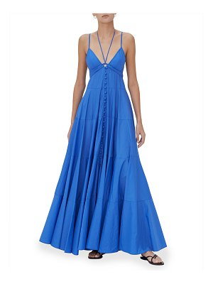 Alexis Sabelle Sleeveless Tiered Maxi Dress