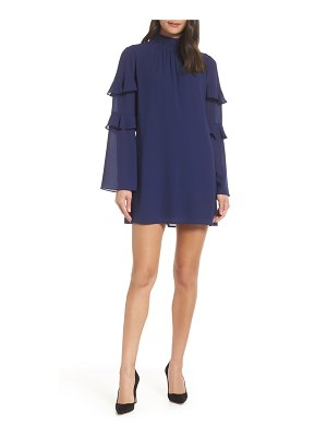 Ali & Jay everything is everything ruffle minidress